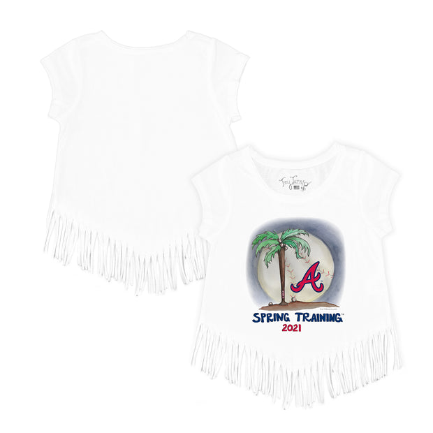 Atlanta Braves Spring Training 2021 Fringe Tee