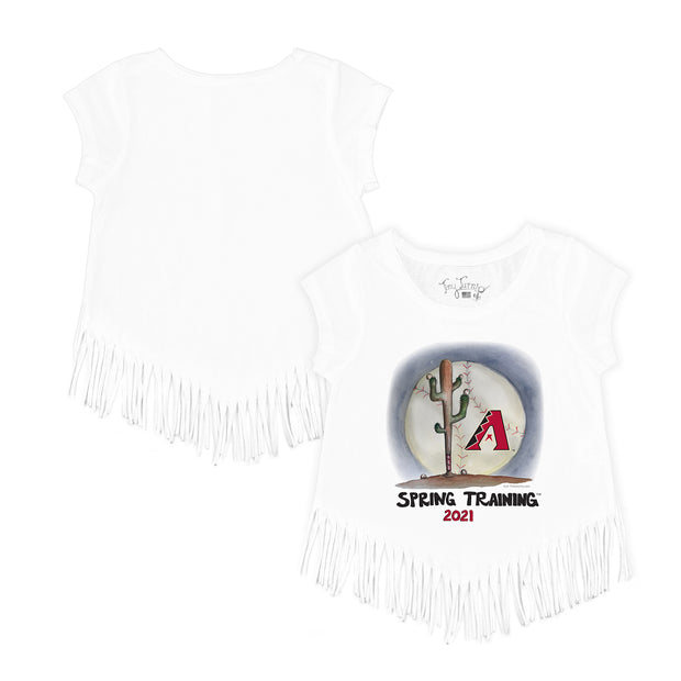 Arizona Diamondbacks Spring Training 2021 Fringe Tee