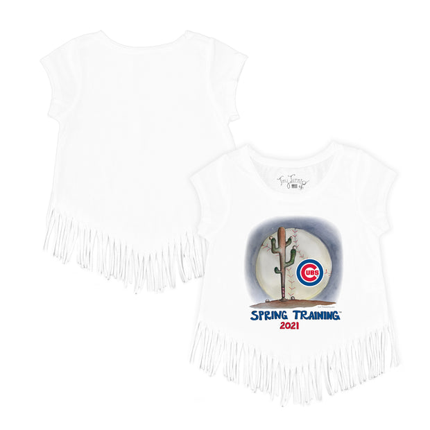 Chicago Cubs Spring Training 2021 Fringe Tee