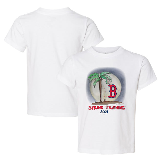 Boston Red Sox Spring Training 2021 Tee Shirt
