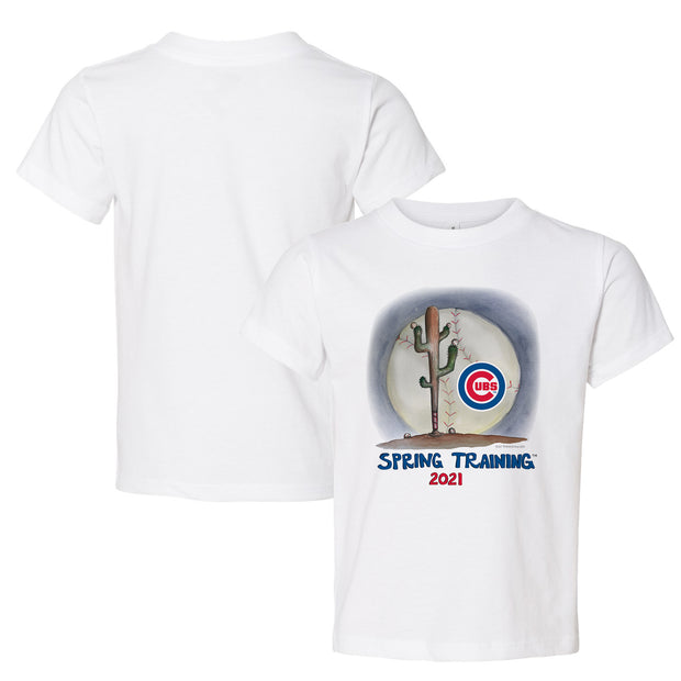 Chicago Cubs Spring Training 2021 Tee Shirt