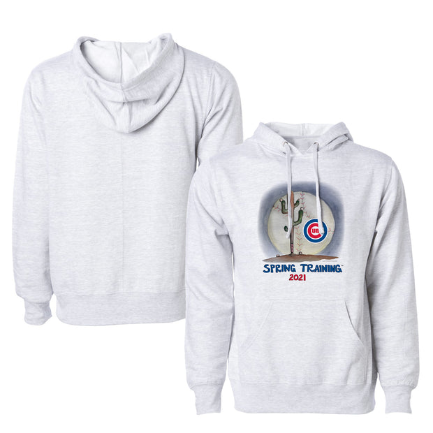 Chicago Cubs Spring Training 2021 Unisex Pullover Hoodie