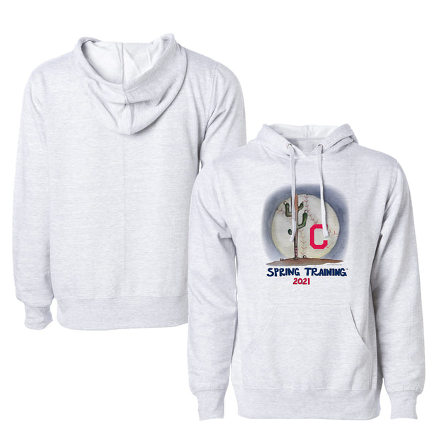 Cleveland Indians Spring Training 2021 Unisex Pullover Hoodie