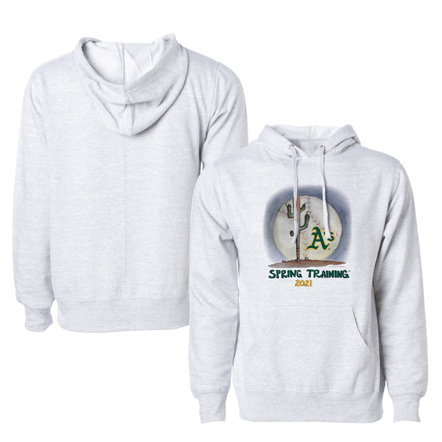 Oakland Athletics Spring Training 2021 Unisex Pullover Hoodie