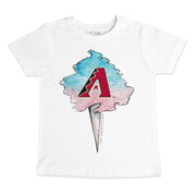 Arizona Diamondbacks Cotton Candy Tee Shirt