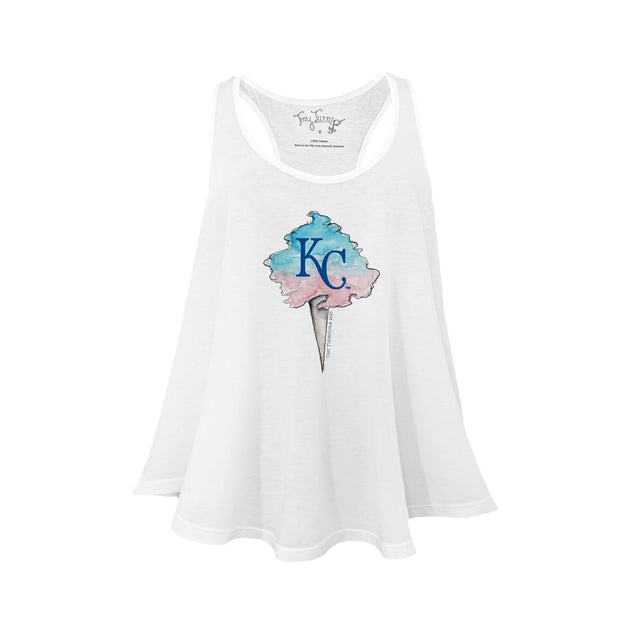 Kansas City Royals Cotton Candy Women's Aubri Tank