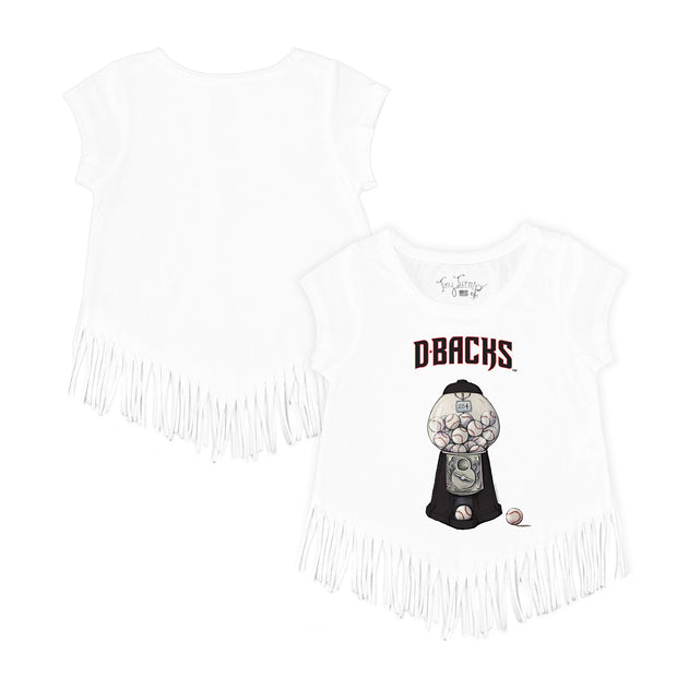 Arizona Diamondbacks Gumball Fringe Tee