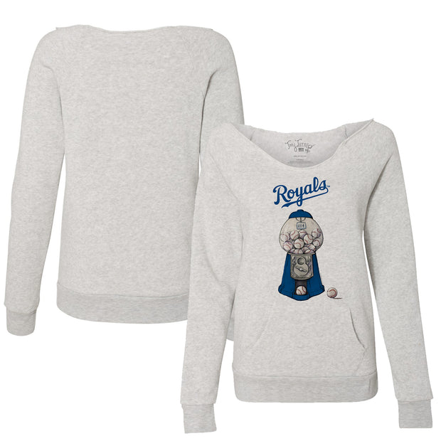 Kansas City Royals Gumball Women's Slouchy Sweatshirt