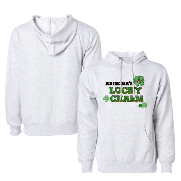 Arizona Diamondbacks Lucky Charm Unisex Pullover Hoodie
