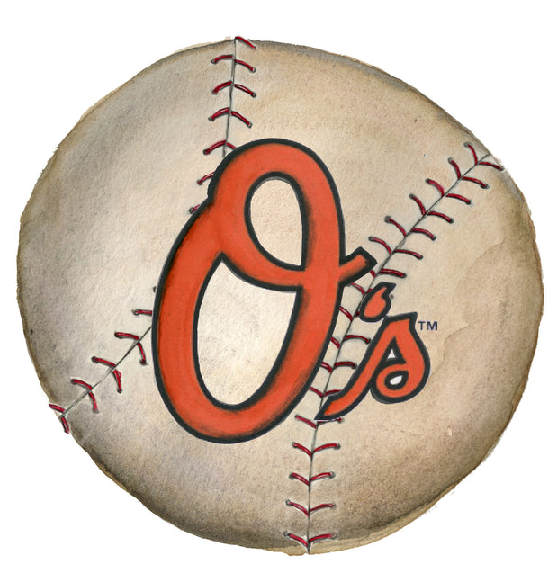 Baltimore Orioles Tiny Turnip Gift Card