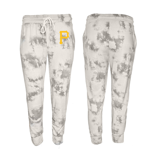 Pittsburgh Pirates Women's Tie Dye Joggers