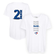 Toronto Blue Jays Joe Panik Stacked Tee Shirt