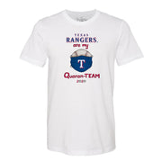 Texas Rangers QuaranTEAM Tee Shirt