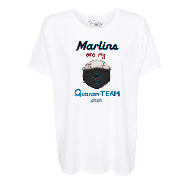 Miami Marlins QuaranTEAM Tee Shirt