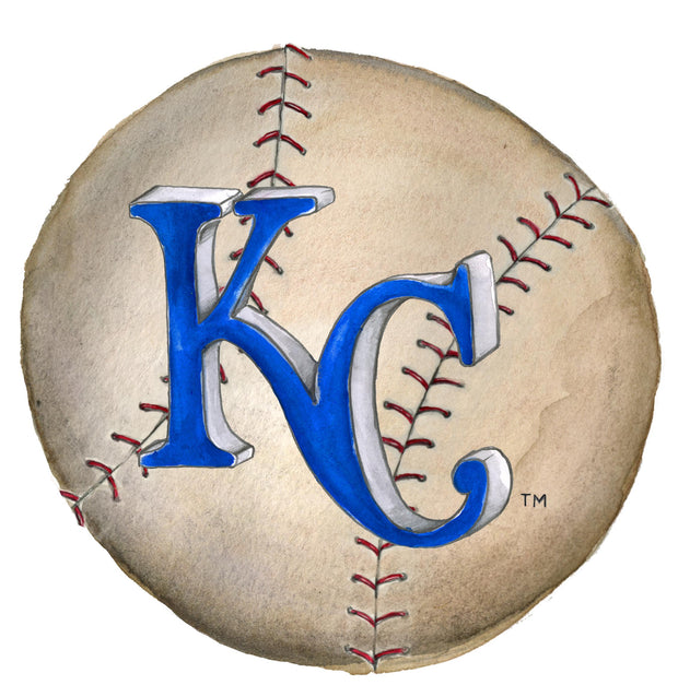 Kansas City Royals Tiny Turnip Gift Card