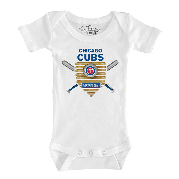 Chicago Cubs 2020 Postseason Short Sleeve Snapper