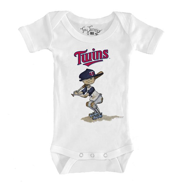 Minnesota Twins Slugger Infant Short Sleeve Snapper