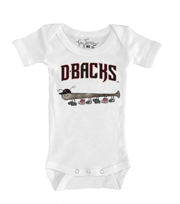 Arizona Diamondbacks Infant Batterpillar Short Sleeve Snapper