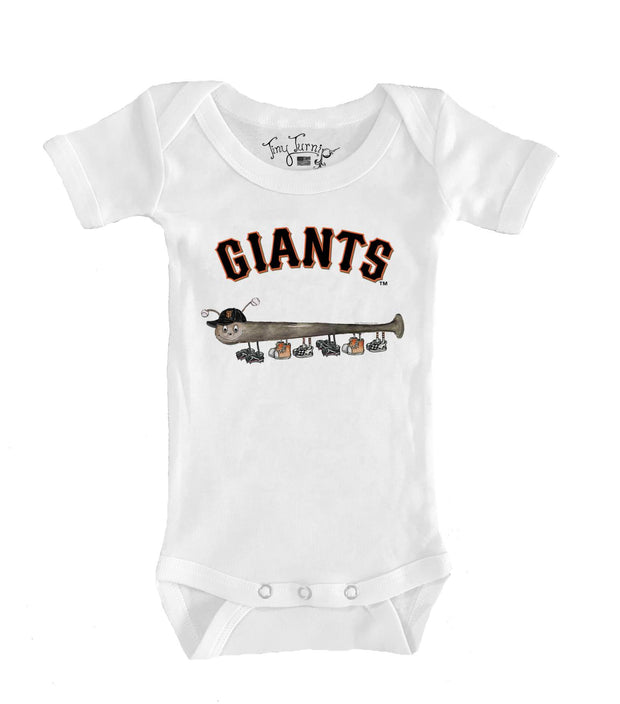 San Francisco Giants Infant Batterpillar Short Sleeve Snapper