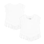 Tiny Turnip Los Angeles Angels VIP Fringe Tee
