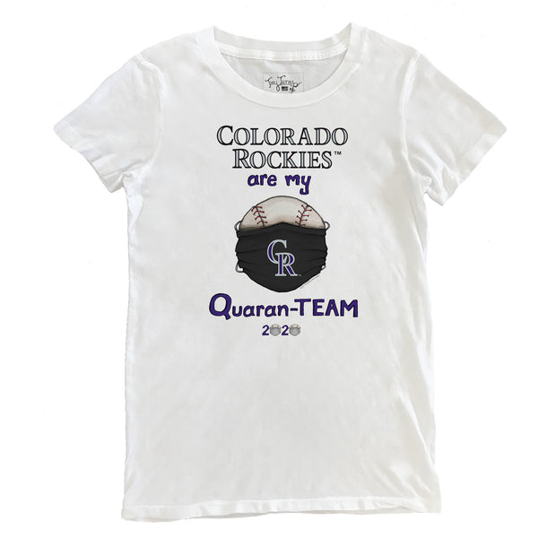 Colorado Rockies QuaranTEAM Tee Shirt
