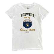 Milwaukee Brewers QuaranTEAM Tee Shirt