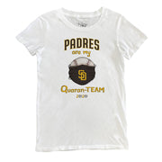 San Diego Padres QuaranTEAM Tee Shirt