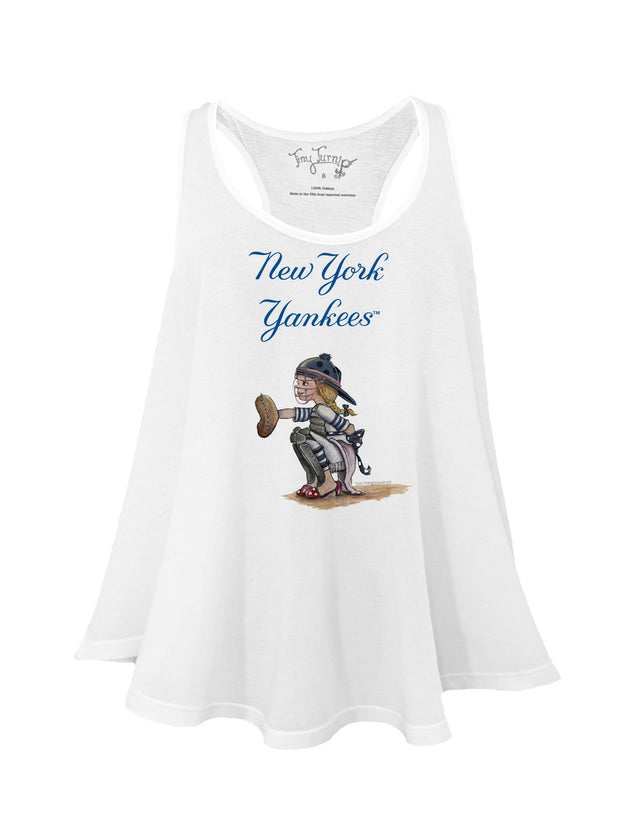 New York Yankees Women's Kate the Catcher Aubri Tank
