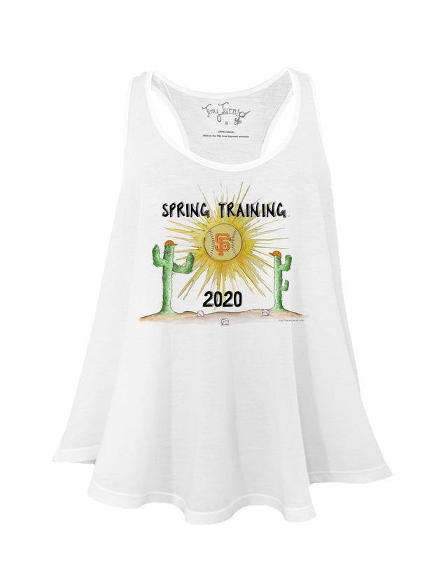 San Francisco Giants Women's 2020 Spring Training Aubri Tank