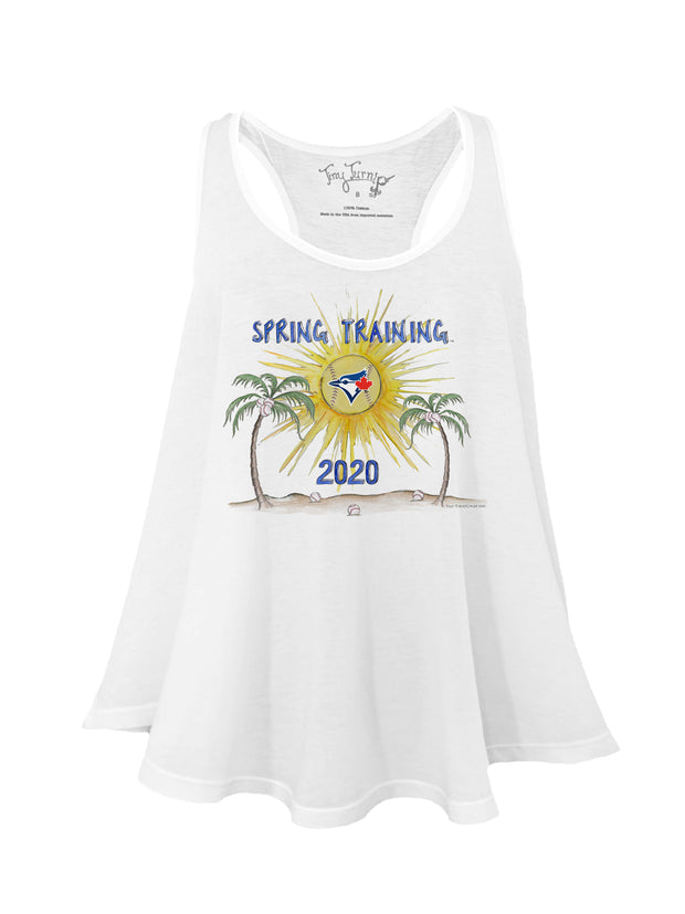 Toronto Blue Jays Women's 2020 Spring Training Aubri Tank