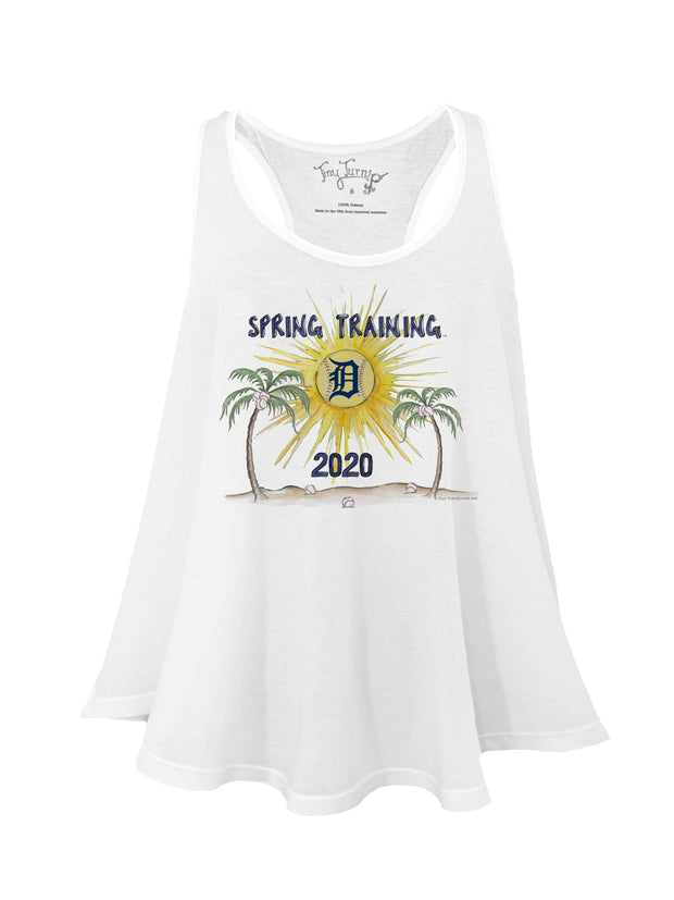 Detroit Tigers Women's 2020 Spring Training Aubri Tank