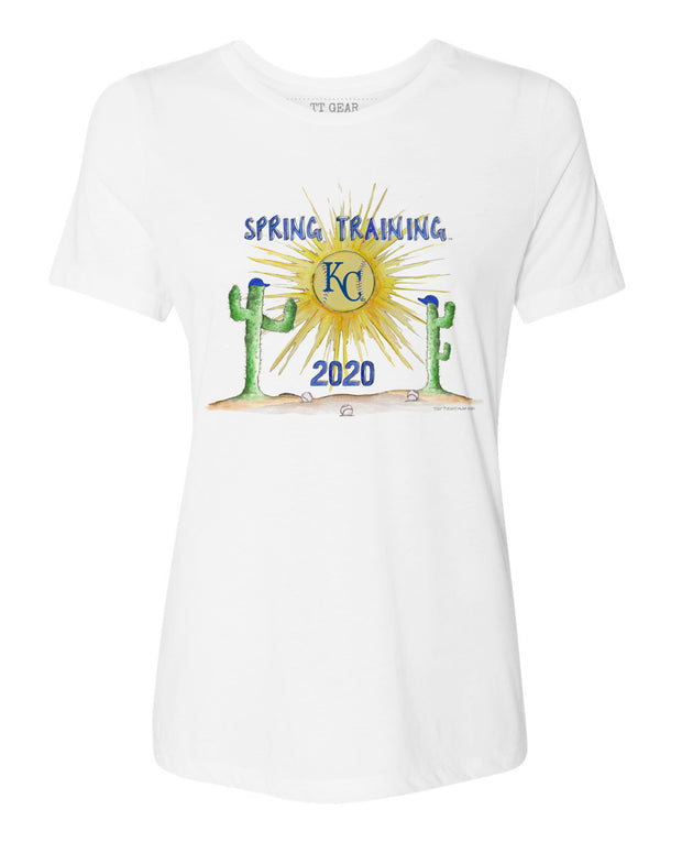 Kansas City Royals Women's 2020 Spring Training Tee