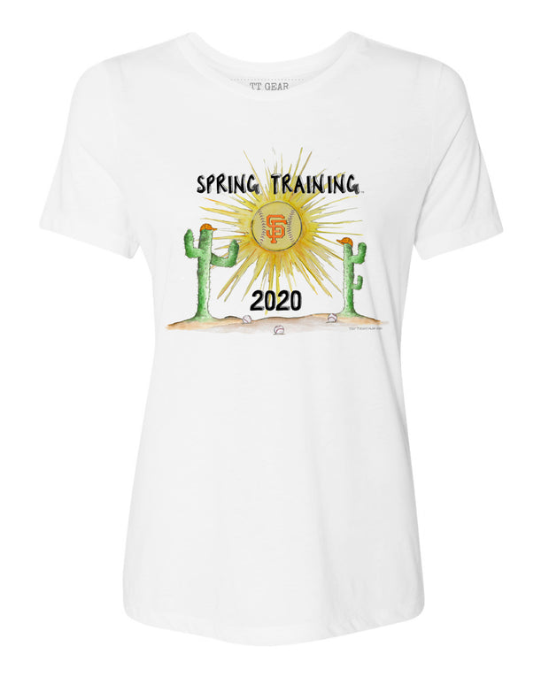 San Francisco Giants Women's 2020 Spring Training Tee