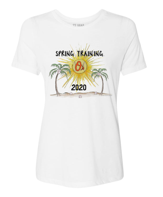 Baltimore Orioles Women's 2020 Spring Training Tee
