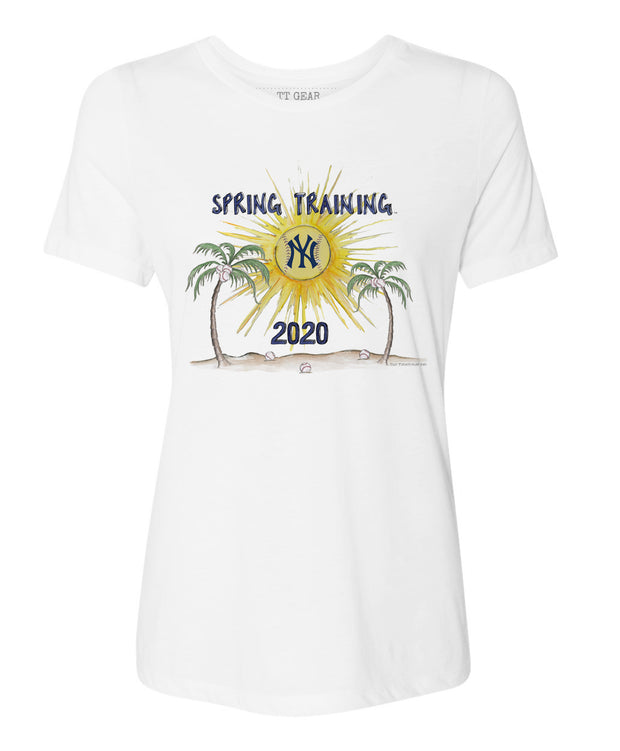 New York Yankees Women's 2020 Spring Training Tee