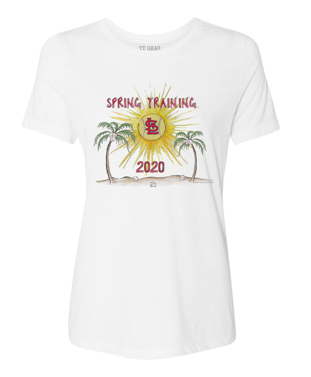 St. Louis Cardinals Women's 2020 Spring Training Tee