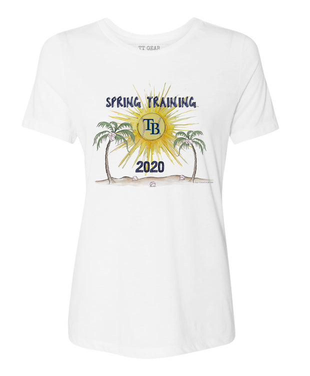 Tampa Bay Rays Women's 2020 Spring Training Tee