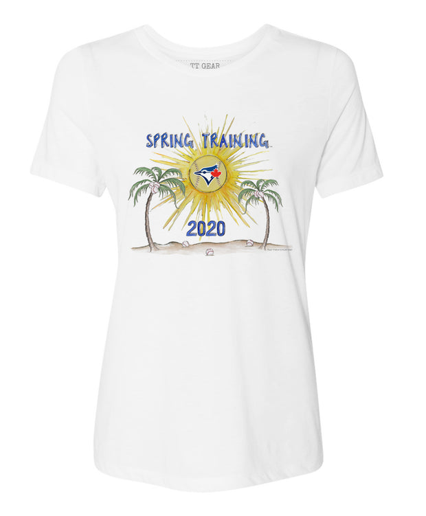 Toronto Blue Jays Women's 2020 Spring Training Tee