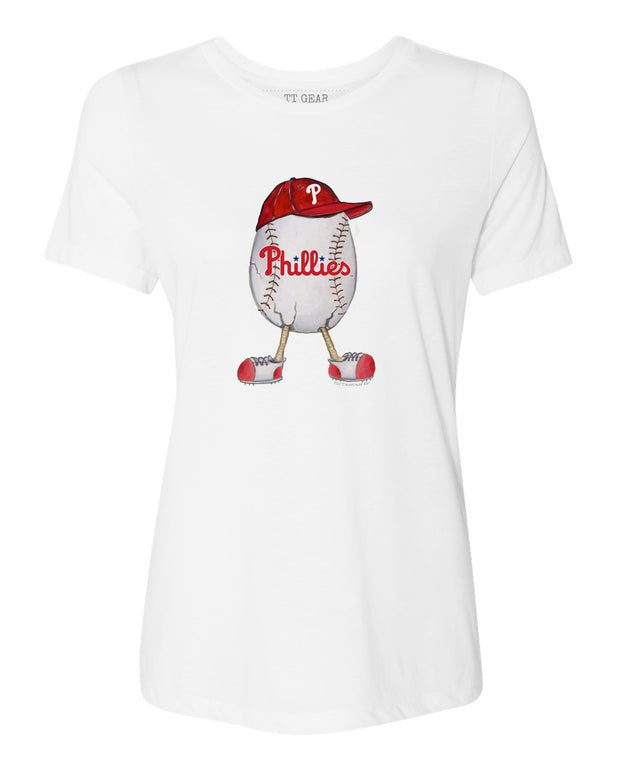 Philadelphia Phillies Women's The Egg Tee