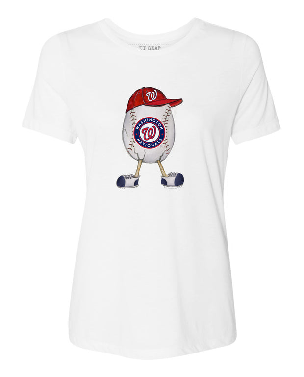 Washington Nationals Women's The Egg Tee
