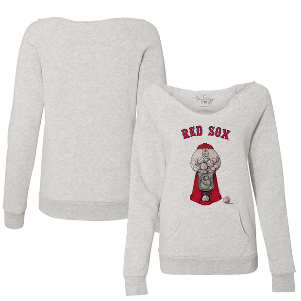 Boston Red Sox Gumball Women's Slouchy Sweatshirt