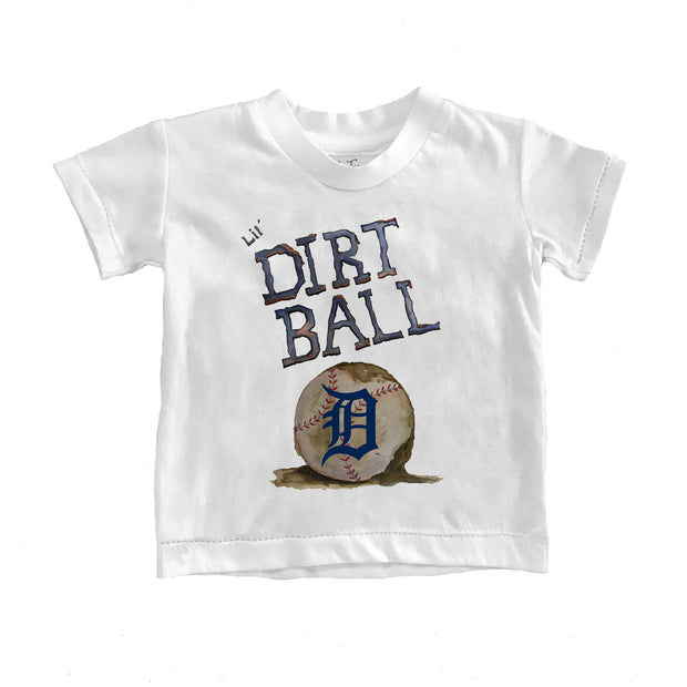 Detroit Tigers Infant Lil' Dirt Ball Tee