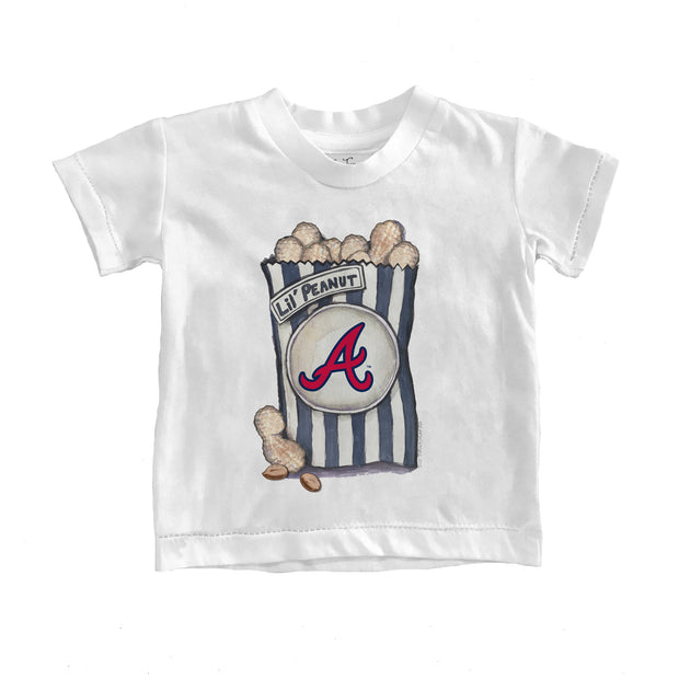 Atlanta Braves Infant Lil' Peanut Tee
