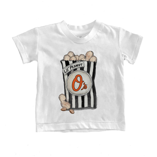 Baltimore Orioles Infant Lil' Peanut Tee