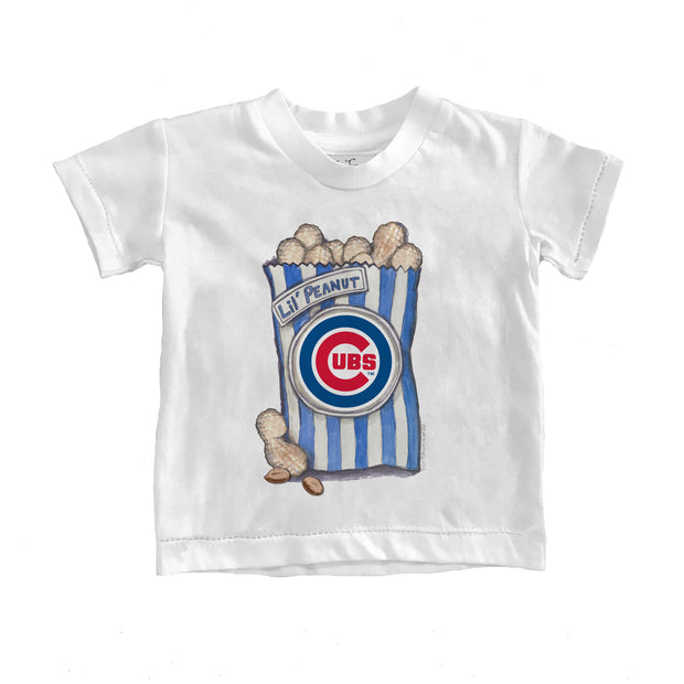 Chicago Cubs Infant Lil' Peanut Tee