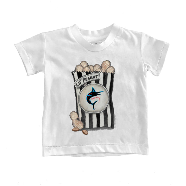 Miami Marlins Infant Lil' Peanut Tee