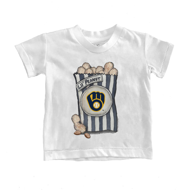 Milwaukee Brewers Infant Lil' Peanut Tee
