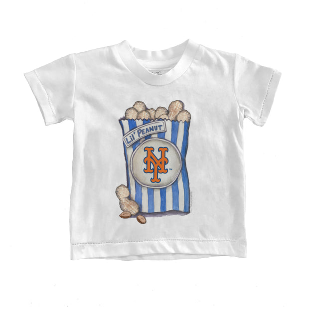 New York Mets Infant Lil' Peanut Tee