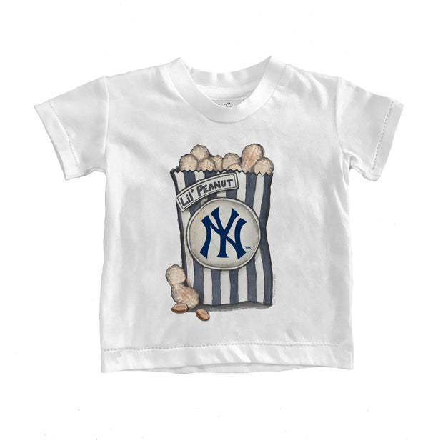 New York Yankees Infant Lil' Peanut Tee