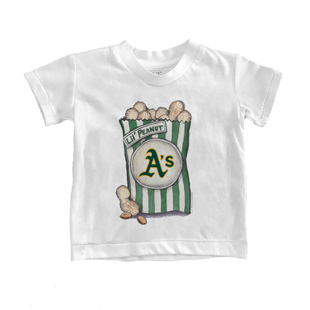 Oakland Athletics Infant Lil' Peanut Tee